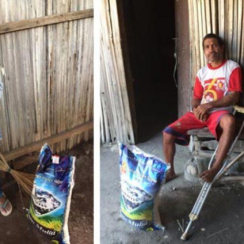 Voorraad van St. Harapan naar Voedselbank